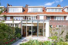 Zecc Architecten Utrecht: Uitbreiding Hugo de Vrieslaan Utrecht