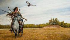 Yakut (Sakha) Horseman