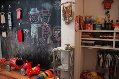 "Shop ""Glück"" in Madrid, calle Velarde, 12"