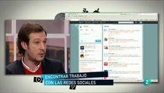 ¿Cómo Buscar #Trabajo a través de las #RRSS? Entrevista a @juanmerodio  en @ParaTodosLa2
