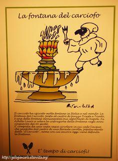 Re Carciofo - vignette ecc... - Albenga - Fotografie 2012 -