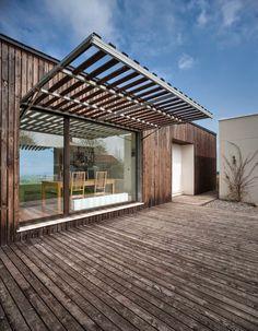 VIVIENDA BIOCLIMÁTICA EN ASTURIAS_MODULO12 ARQUITECTOS (JORGE PALOMO CARMONA) | AIB Architecture_Obras