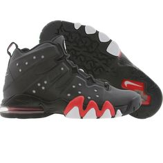 Nike Air Max Barkley (black / university red / white) 488119-061 -