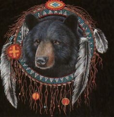 Bear is one of my Totems - Mukwa