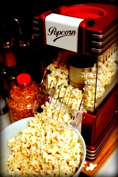 Popped CAJUN Corn | ABachelorAndHisGrill