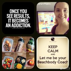 www.maviepourmeplaire.com Shakeology, Beachbody, Addiction, Lunch Box, Calm, Let It Be, Snacks, Fitness, Life