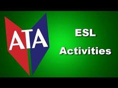 ESL Activities Introduction