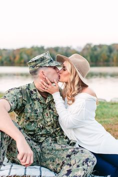 Photoshoot in Uniform // Navy Wife // Military Couple Engagement Photos. - Military Photoshoot in Uniform // Navy Wife // Military Couple Engagement Photos // Suzy Collins Ph -Military Photoshoot in Uniform // Navy Wife // Military Co.