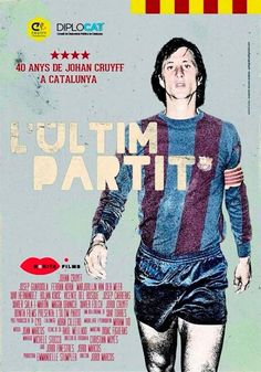 L'últim partit. 40 anys de Johan Cruyff a Catalunya