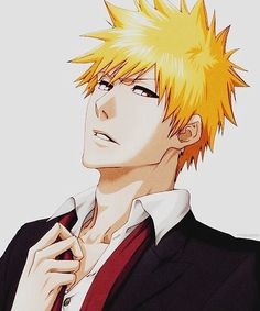 Find images and videos about Hot, anime and manga on We Heart It - the app to get lost in what you love. Bleach Anime, Bleach Fanart, Ichigo Manga, Ichigo E Rukia, Anime Manga, Anime Art, Tomb Raiders, Gurren Lagann, Princess Mononoke