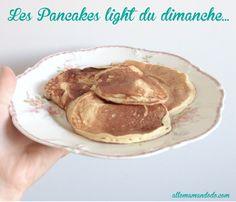 pancakes recette weight watchers
