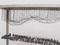 9th international architecture exhibition in venice, italy, 2004 /italian pavillion / concert halls_RUR architecture catenary experiments, 1998