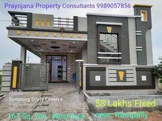 House Hall Design, Indian House Exterior Design, House Balcony Design, Single Floor House Design, Modern Small House Design, 2 Storey House Design, Village House Design, Kerala House Design, Bungalow House Design