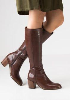 Lamica - ESISKA  - Boots - macchiato/morrone