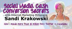Social Media Cash Conversion Secrets Video School
