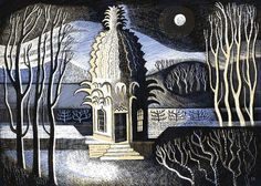 Ed Kluz is an artist, illustrator and printmaker. His work explores perceptions of the past through the re-imagining of historic landscapes and buildings. Picture Engraving, Wood Engraving, Art And Illustration, Collage Techniques, Painting Prints, Paintings, Online Art, Printmaking, Contemporary Art