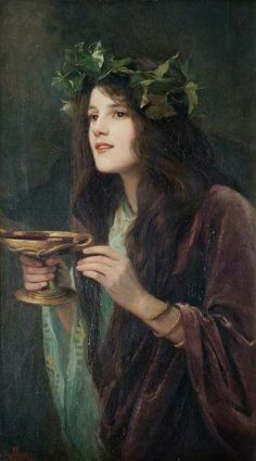 Circe. 1911. Beatrice Offor