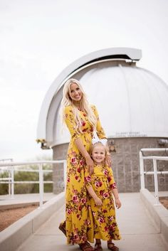 New Ideas Clothes Yellow Kids Fashion Mother Daughter Matching Outfits, Mommy And Me Outfits, Pink Outfits, Dresses For Teens, Outfits For Teens, Kids Fashion, Fashion Outfits, Fashion Clothes, Fashion Fashion