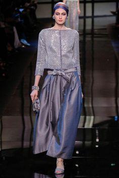Giorgio Armani Privé   Haute Couture Spring Summer 2014
