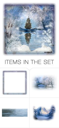 """""""Silent Night"""" by loves-elephants ❤ liked on Polyvore featuring art"""