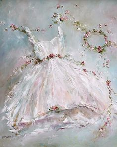 Dancing Gown ~ Gail McCormack