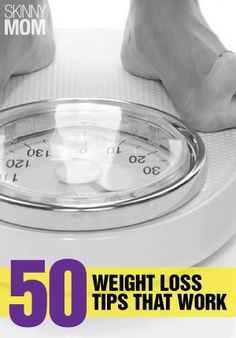 We have rounded up 50 weight loss tips that you NEED to know about!