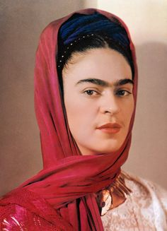Frida Kahlo Nickolas Muray 4