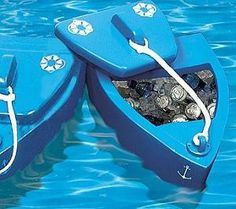 I found 'Floating Ship Cooler' on Wish, check it out!