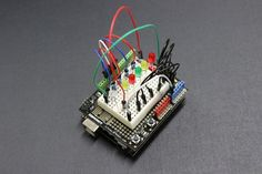 elektronische Platine für die Haustechnik