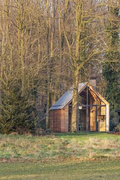 Modern Small Country Cottage With Wooden Shutters In The Netherlands | iDesignArch | Interior Design, Architecture & Interior Decorating eMagazine