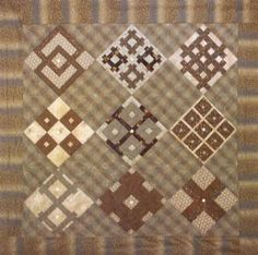 Japanese Quilt Blocks | Back to Product Details
