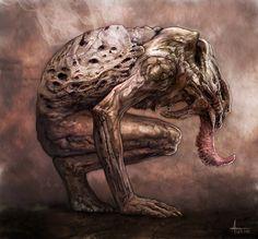 Image result for flesh monster