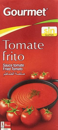 0,35€ - Gourmet - Tomate frito - 350 g