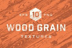 How about a collection of authentic wood grain textures for your next project? These finely detailed textures were derived from high resolution photos of wood Cement Texture, Wood Grain Texture, Business Illustration, Hand Illustration, Illustrations, Business Brochure, Business Card Logo, Wood Grain Vector, Crumpled Paper