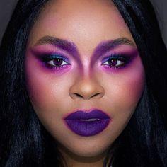 Frontal. 🎆  #katvondbeauty #alchemistpalette Opal  #sugarpillcosmetics Dollipop, 4am, Darling #makeupgeek Corrupt  #rcma Color Process Foundation Shinto III  #abhdipbrow Medium Brown  #occmakeup Feathered Lip Balm + Pagan Lip Tar #naturallyerratic • • • • • • • #blackmakeup #eyeart #eotd #eyemakeup #makeup #motd #eyeshadow #beauty #makeupartist  #purplemakeup #myartistcommunity #bbloggers #brows #100daysofmakeup #makeupart  #1000daysofmakeup #100daysofmakeupchallenge  #smokeyeye #pinkmakeup…