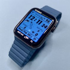 Apple Watch Faces Download, Cute Powerpoint Templates, Casio Watch, Watches, Band, Inspiration, Clothes, Fashion, Digital Clocks