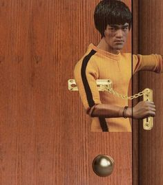 Bruce Lee Chain Lock
