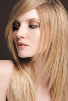 Top 99 Long Haircuts and Hairstyles Art Of Beauty, Beauty Makeup, Hair Beauty, Medium Hair Styles, Curly Hair Styles, Makeup Magazine, Long Hair Cuts, Hair Color, Make Up