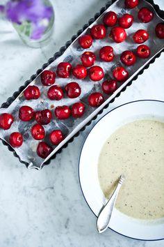 Cherry clafoutis - Recept na Tchibo blogu