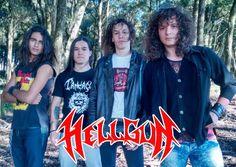 Força Metal BR: Hell Gun: Banda anuncia nova formação
