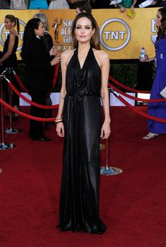 The Beautiful Angelina Jolie