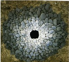 Andy Goldsworthy: love his art that involves nature.