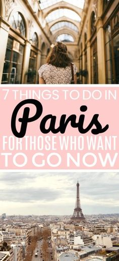 If you're looking for things to do in Paris, then you need to check out these list of ideas on Paris travel.  #Paristravel #Thingstodoinparis #Paristhingstodoin