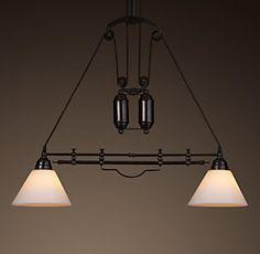20th c factory filament metal shade restoration. Black Bedroom Furniture Sets. Home Design Ideas