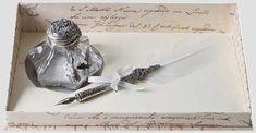 Pen Heaven offers Traditional Italian crafted calligraphy sets ...