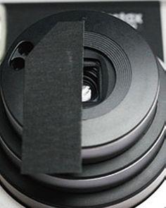 Double Exposure Mode: Shooting Guide: instax mini 90 | FUJIFILM