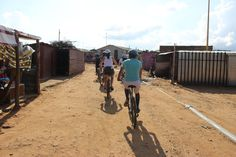 Experience this exciting and eco-friendly tour around the streets of Soweto. Go out for a half day cycling adventure around the township and get to know the different communities and its history. Go to places such as a former migrant workers' hostel for men. Here you will be introduced to the culture and life today.