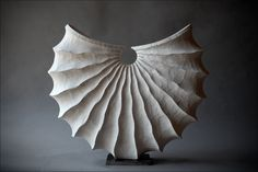 Coquille blanche 40 cm