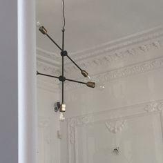 For the love of light. Roman, Chandelier, Ceiling Lights, Interiors, Lighting, Store, Design, Home Decor, Atelier
