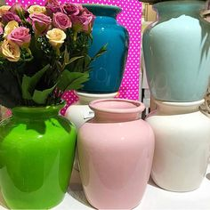 Seramik renkli vazolar 10 tl ✅ KAPIDA ODEME YOKTUR �� KARGO ALICIYA AİTTİR✅ #sunumluklar #sunumönemlidir #sunum #kahvekeyfi #ceyizhazirligi #ceyizhazirligi #ceyiz #ahsap #kutuktepsi #englishhome #a101 #a101ganimetleri #bim #bimmarket #guzelsunumlar #evdekorasyonu #dekorasyon #dekor #pink #tedi #tag #hgg #esse #essence #madamecoco #englishhome #lokumluklar #aliexpress #aliexpressturkey #çeyizkardeşliği #ceyizlistesi #ceyizhazirligi #ceyizim…